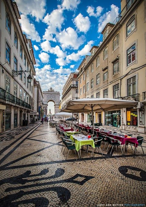 "Rua Augusta, Love to #travel to #Lisbon? Add this in your #bucketlist. Visit ""City is Yours"" http://www.cityisyours.com/explore to discover amazing bucket lists created by local experts. #bucket #list #local #restaurant #bar #hotel."