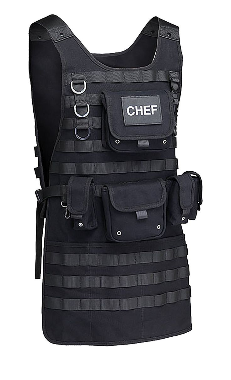 http://www.amazon.com/ThinkGeek-Tactical-BBQ-Apron/dp/B00D08KW3E/ref=sr_1_73?s=kitchen