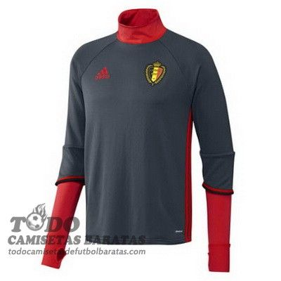 camiseta entrenamiento gris Copa de Europa Belgica 2016 €39.99