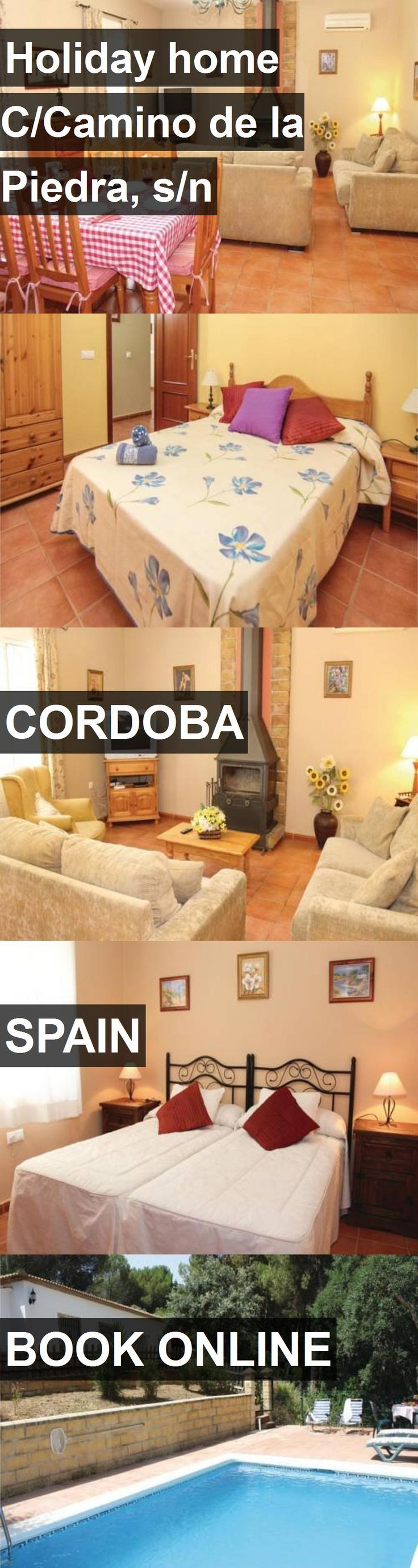 Hotel Holiday home C/Camino de la Piedra, s/n in Cordoba, Spain. For more information, photos, reviews and best prices please follow the link. #Spain #Cordoba #HolidayhomeC/CaminodelaPiedra,s/n #hotel #travel #vacation