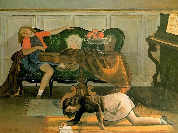 Le salon (Drawing Room), 1943