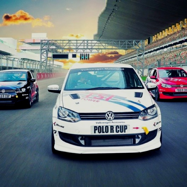 VW 2012 Polo R Cup