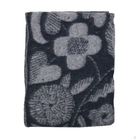 KOIRA JA KISSA ブランケット (black) 恵文社一乗寺店