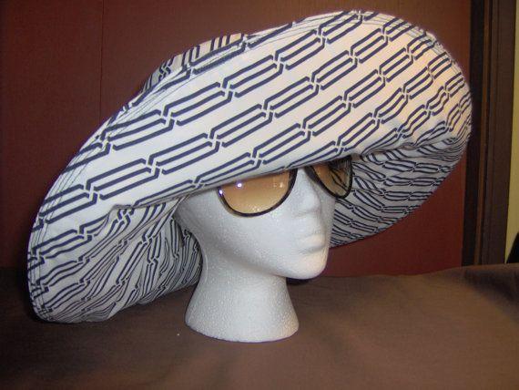 WIDER Womens Wide Brim hat Womens  Sun Hat Womens Beach by phleix, $24.00