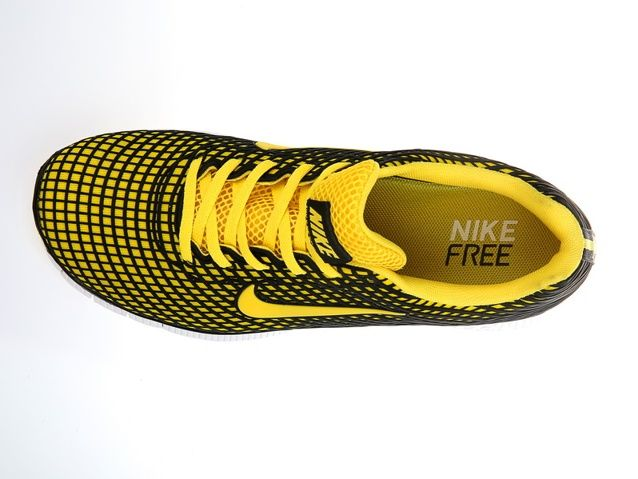 Hot Nike Free 5.0 Żółty Brązowy Biały Buty Do Biegania Online, Kupić Nike Buty Air