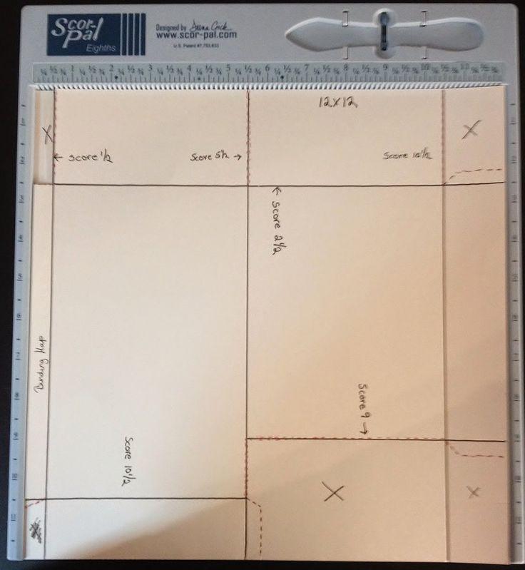 annes papercreations: MIni Album Flip Page tutorial for the 8 x 5 Time to Flourish mini album
