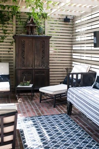little out door patio room...: Outdoor Rooms, Outdoor Living, Corey Lynn, Outdoor Spaces, Outdoor Area, Glenn Kaino, Summer Houses, Lynn Calter, Patio Ideas