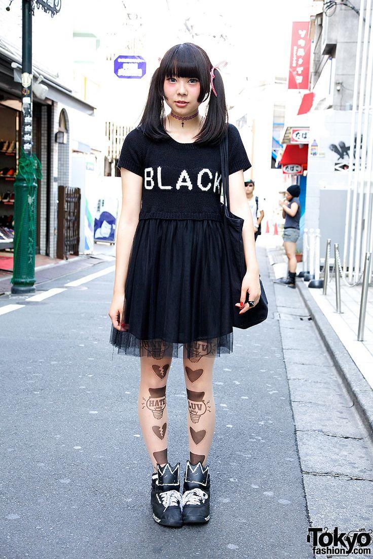 290 Best Japanese Street Fashion Images On Pinterest Japanese Street Fashion Harajuku Fashion