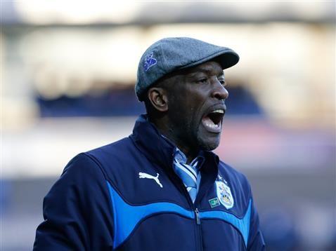 Chris Powell  - Huddersfield Town 3 Watford 1