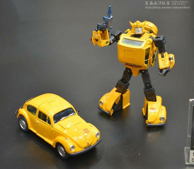 Tokyo Toy Show - Transformers Masterpiece - Bumblebee