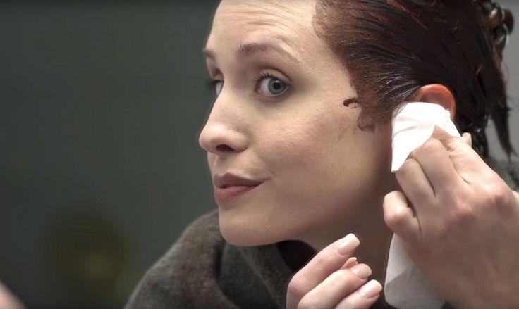 Haarverf van je huid verwijderen lastig? Met deze tips is het een fluitje van een cent! - Zelfmaak tips
