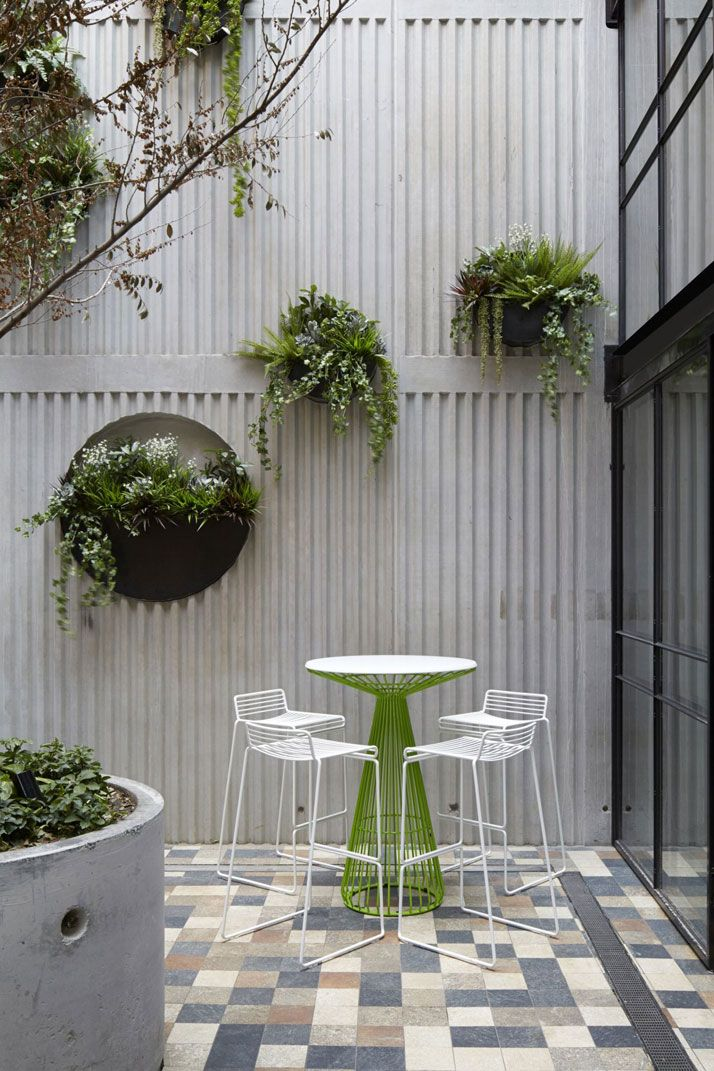 Drinking And Dining Inside Concrete-Pipes At The Prahran Hotel In Melbourne, Australia   Yatzer