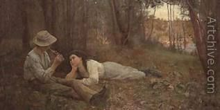 fred mccubbin paintings - Google Search