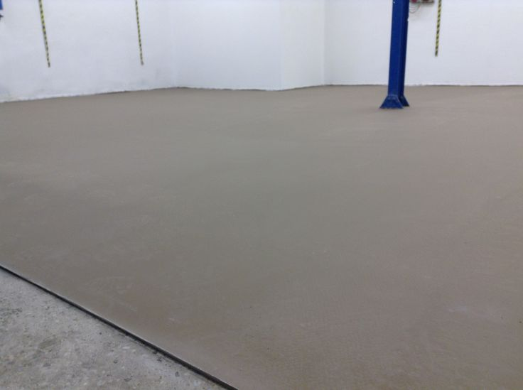 Resurface for old concrete