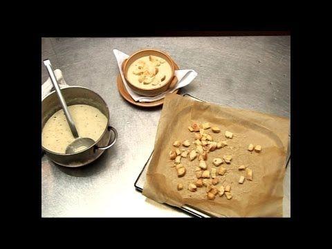 Krémová česnečka - YouTube