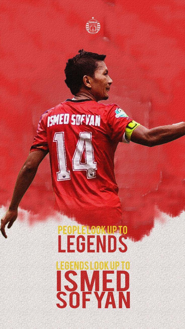 """Persija Jakarta legend """"Ismed Sofyan"""""""
