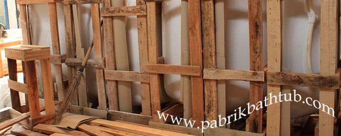 PACKING PABRIK | BATHTUB | JAKARTA | INDONESIA