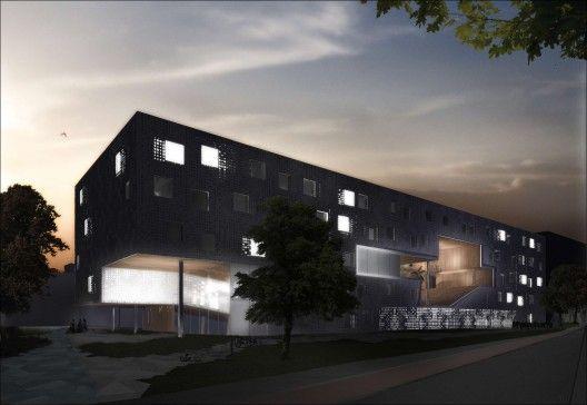 Student Housing for TU Delft Campus (2)