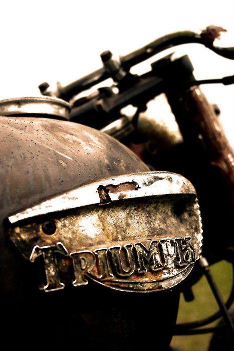 triumph circa '67/'68