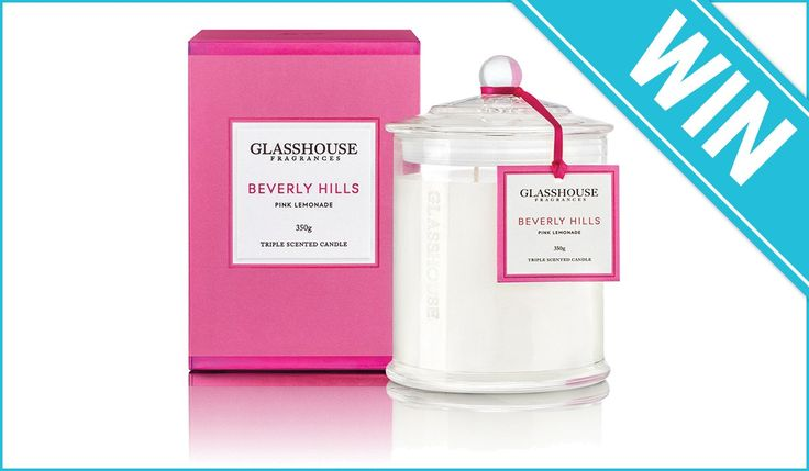 Glasshouse Beverly Hills Candle Reviews Competition