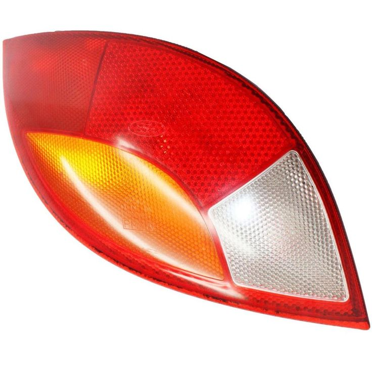 Ford KA Mk1 tail light passengers side rear tail lamp 1996-2005 D25KA 13N004 N/S #FordGenuineOE