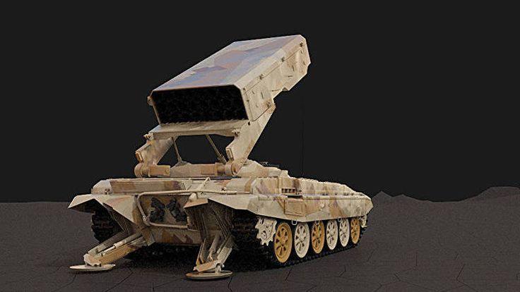 Модернизированная огнеметная система ТОС-1А - уникальный образец современного вооружения. Главные особенности российской установки – в новом интерактивном спецпроекте.