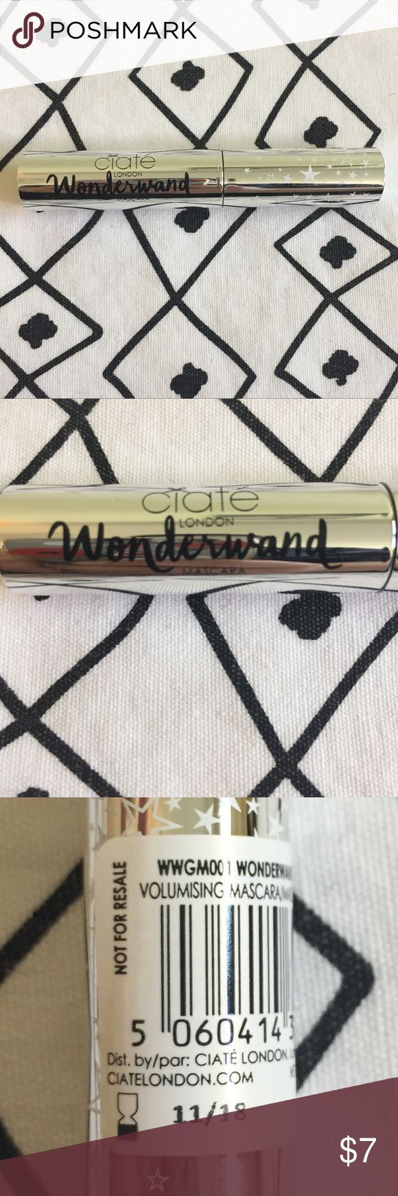 Ciate London Wonderwand Mascara New volumizing mascara Ciate Makeup Mascara