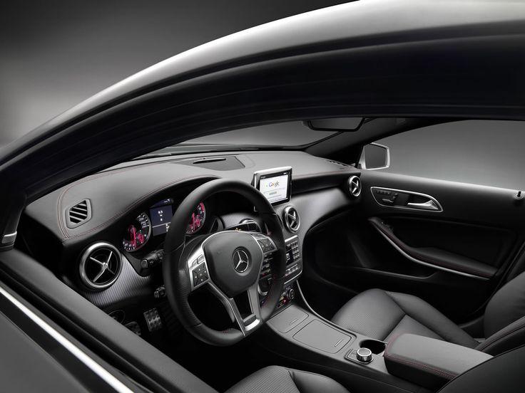 Mercedes A Class Interior