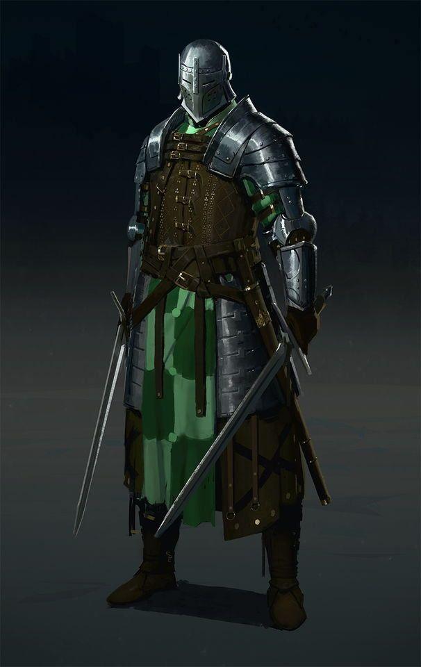 DnD male paladins & clerics - inspirational | Knight art, Armor concept, Samurai armor