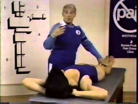 Bonnie Prudden: What Are Myotherapy and the Kraus-Weber Test? - YouTube