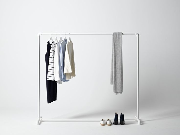 The Commercial Clothing Rack is a larger alternative to our popular Industrial Clothing Rack, designed to showcase garments in your retail store, stockroom, display warehouse or home. Simple, strong and designed to last a lifetime. For more information head over to our website www.georgeandwilly.com