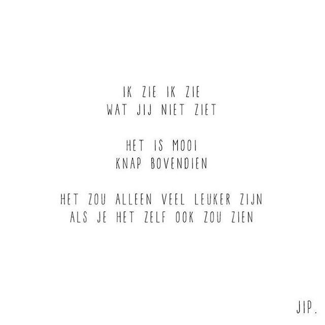 16 vind-ik-leuks, 0 reacties - Gewoon JIP. - Korte Gedichten (@jip_gewoon) op Instagram