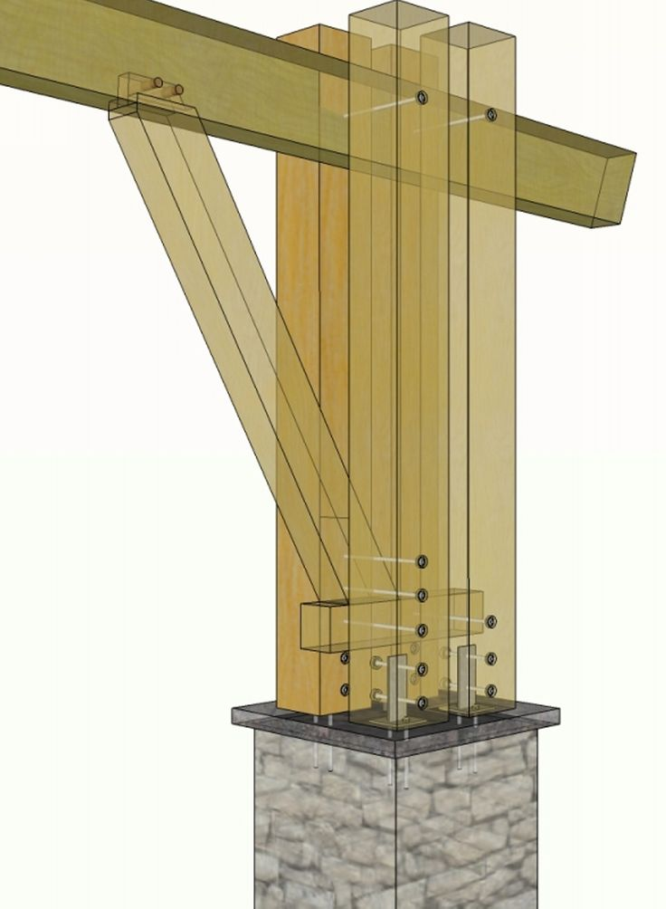 Timber hardware detail tamlin custom home packages for Home hardware garage packages