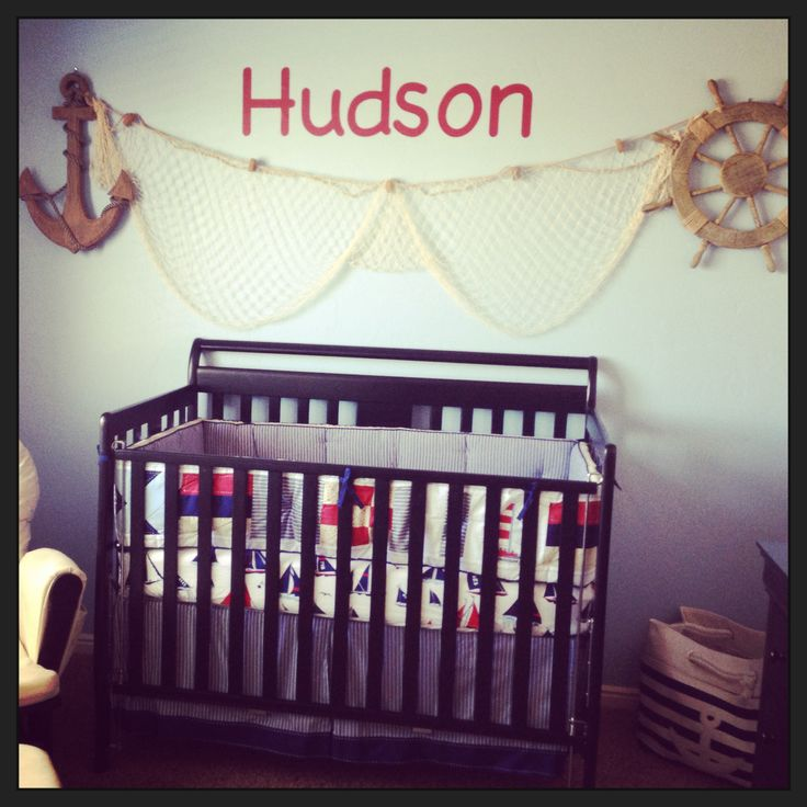 Baby Nash S Vintage Nautical Nursery: 430 Best Nautical-Beach Themed Rooms Images On Pinterest