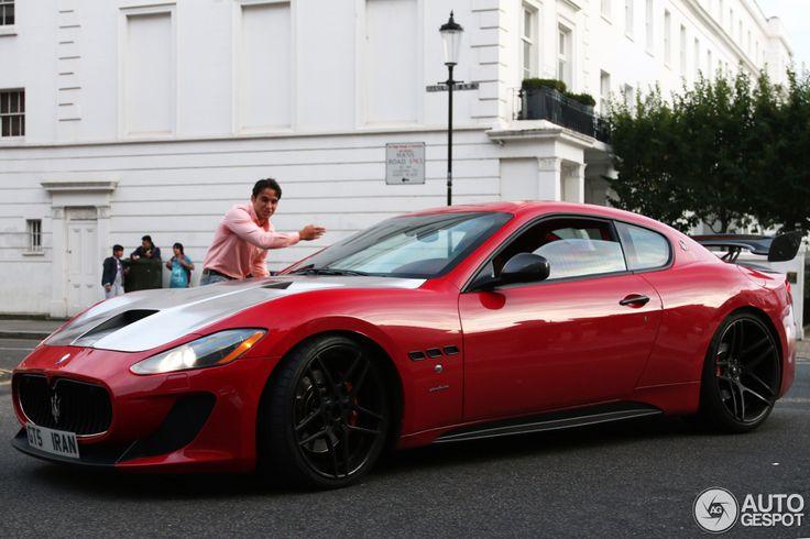 Maserati GranTurismo S Novitec Tridente 2