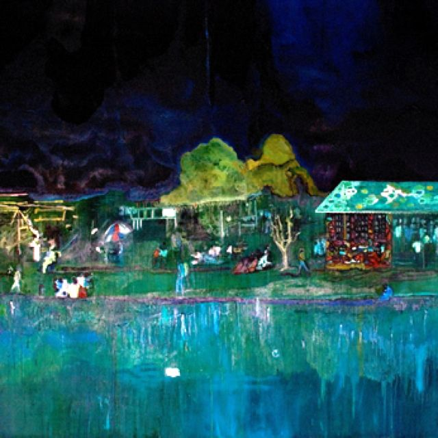 Peter Doig, Music of The Future