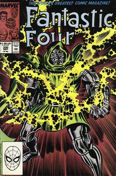 Fantastic Four 330