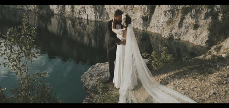 Zobaczcie prawdziwe emocje towarzyszące temu filmowi - Aleksandra i Michał - klip ślubny, produkcja: Be Mine