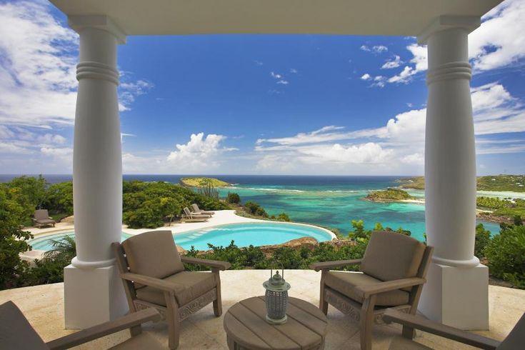 Luxury Villas in St. Barts