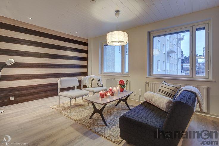 Ihanainen.com sisustussuunnittelu. Namupala-kodin olohuone. #sisustus #sisustussuunnittelu #tampere #olohuone #livingroom