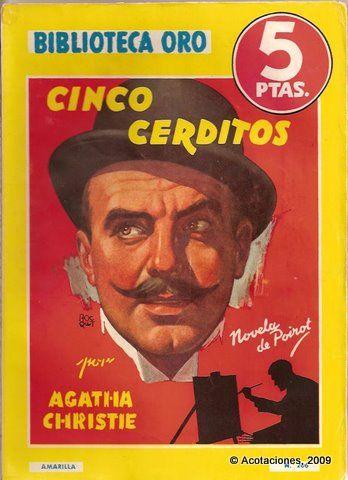 Cinco Cerditos. Molino. Biblioteca Oro (2). 206. 1946