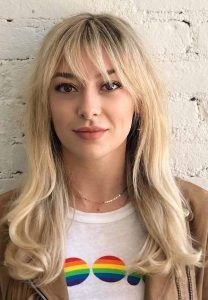 5 Easy Long Bangs Hairstyles for you in 2019  Have #Amazing #avoid #Bangs #brought #discussed