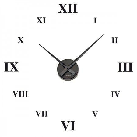 Du möchtest ein kleines Highlight in deinen vier Wänden und trotzdem nicht zu auffällig ? Dann haben wir eine Uhr mit Römischen Zahlen für dich. Sie ist schlicht, aber denn noch zieht sie alle Blicke auf sich. #Uhr #Zahlen #römisch #Wadeco // http://www.wadeco.de/roemische-zahlen-uhr-wandtattoo.html