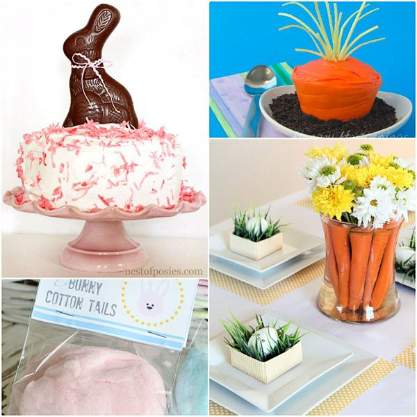 Easter Bunny ideas for Easter at TidyMom.nety