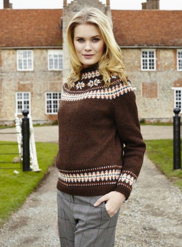 19 best F for Fair Isle images on Pinterest | Knitwear, Clothing ...
