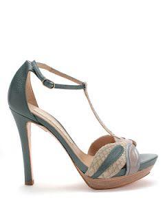 Tendencias en zapatos de mujer primavera verano 2012