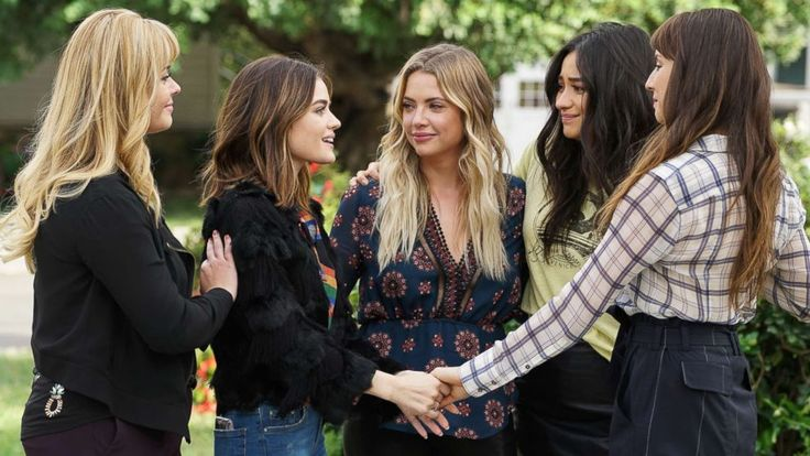 'Pretty Little Liars' series finale recap: Who is AD, who got married, who's pregnant