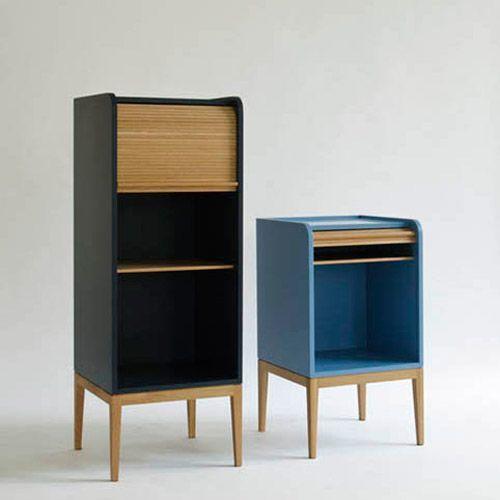 Contenitore Tapparelle Cabinet Small - design Gallina - Colè