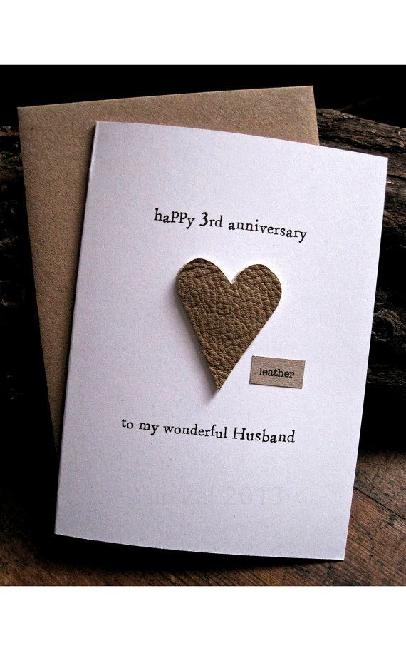Unique 3rd wedding anniversary gifts