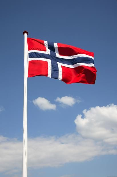 Made in heaven: Getting ready for Norway`s National Day, May 17th